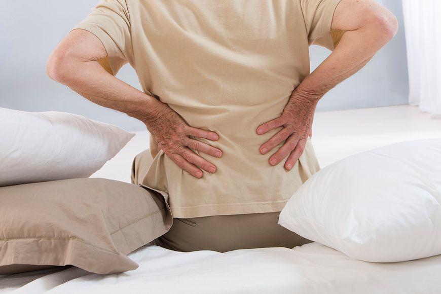 Ból pleców mówi o groźnych chorobach