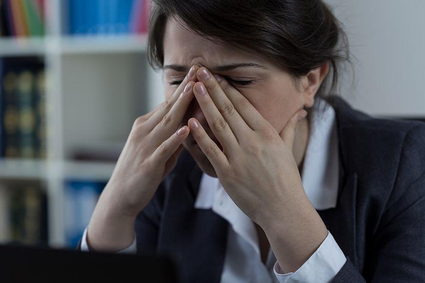 Zmęczenie jest jednym z objawów chronicznego stanu zapalnego organizmu