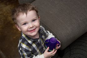 Czy twoje dziecko ma jużkubek niekapek?