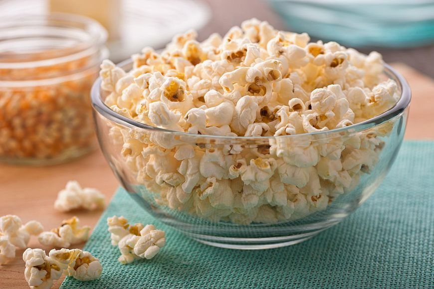 Unikajmy popcornu z mikrofalówki