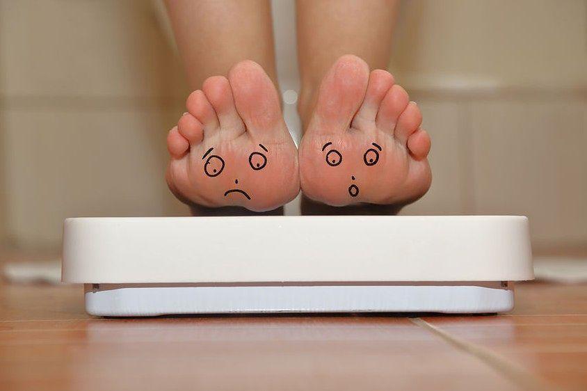 Zagrożenie anoreksją