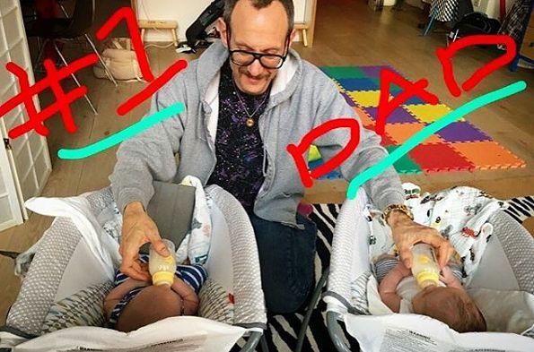 Terry Richardson jako ojciec