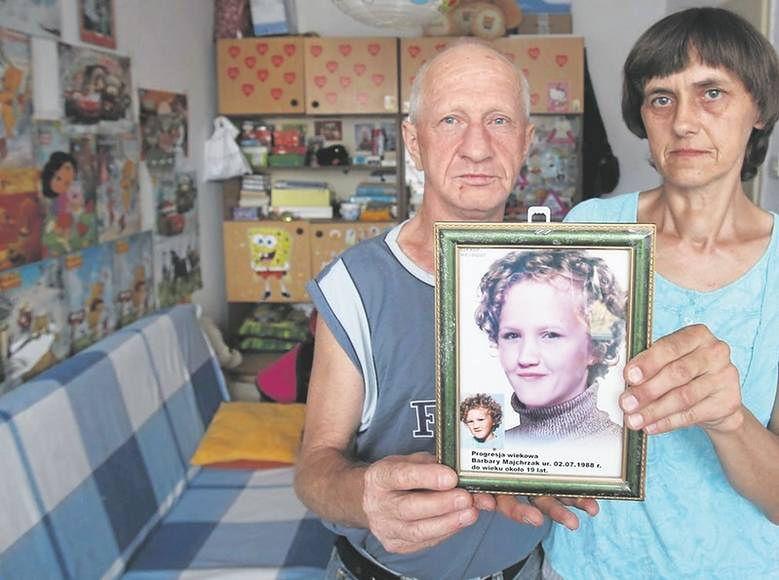 Rodzice Basi Majchrzak