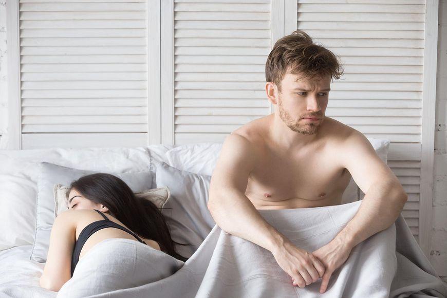 5 rzeczy, których faceci nie znoszą w łóżku [123rf.com]