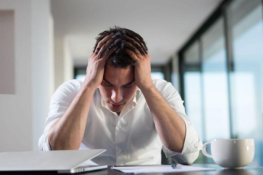 Nieustanne myśli krytyczne mogą być bardzo szkodliwe