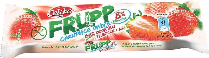 Frupp - owoce w formie batonu