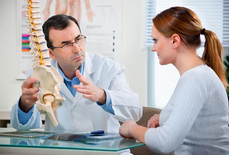 Przepuklina kręgosłupa czyli wypadnięcie dysku