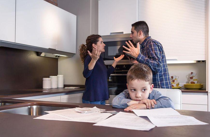 Relacje między rodzicami