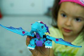 Klocki LEGO® doskonale rozwijają wyobraźnię oraz kreatywność maluchów