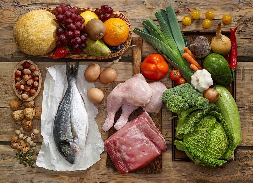 Urozmaicona dieta