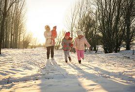 Jak pielęgnować skórę dziecka zimą?