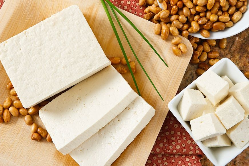Jedzenie tofu a rak piersi