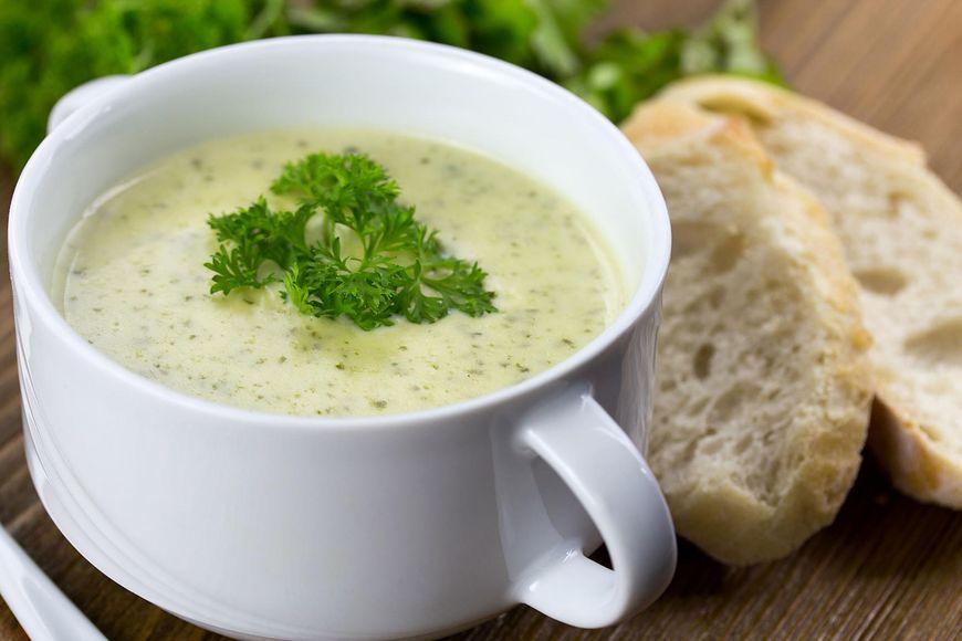 Zupa czosnkowa na odporność