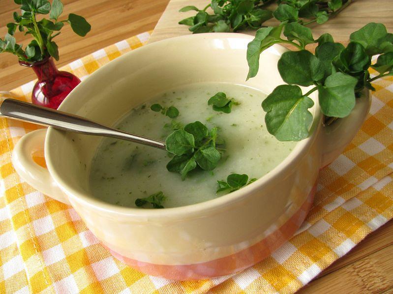 Smaczna zupa bez soli