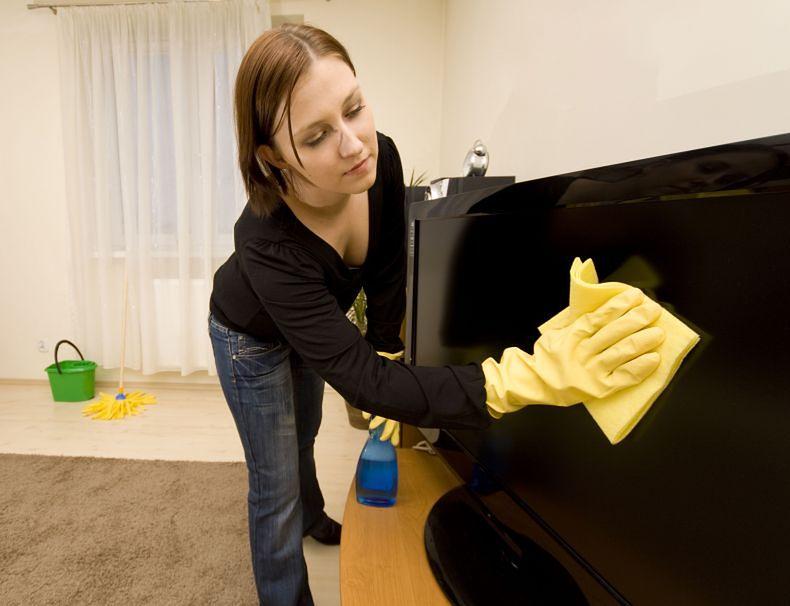 Zbyt dużo sprzątasz