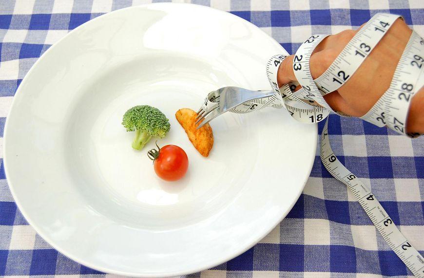 Lata dwudzieste, czyli liczenie kalorii