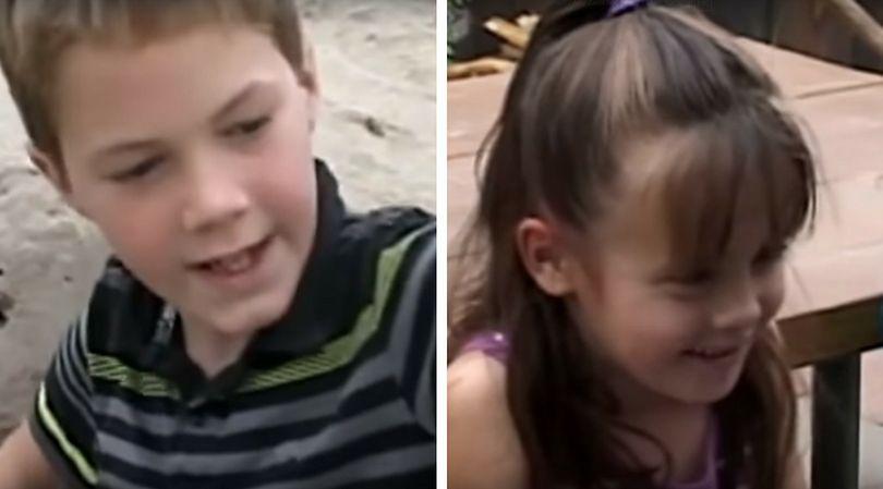 11-letni Conner i 5-letnia Alyssa