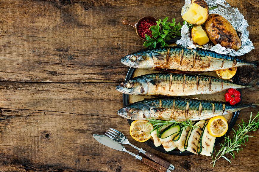 Ryby to najlepsze, naturalne źródło koenzymu Q10