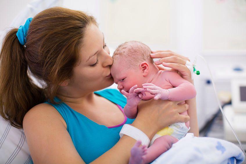 Kobiety wysportowane rodzą szybciej – trudno powiedzieć