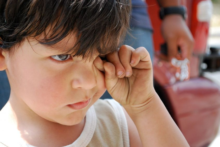 Staraj się wyjaśniać dziecku co masz na myśli, aby nie powodować chaosu informacyjnego