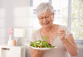 Rola żywienia u osób starszych