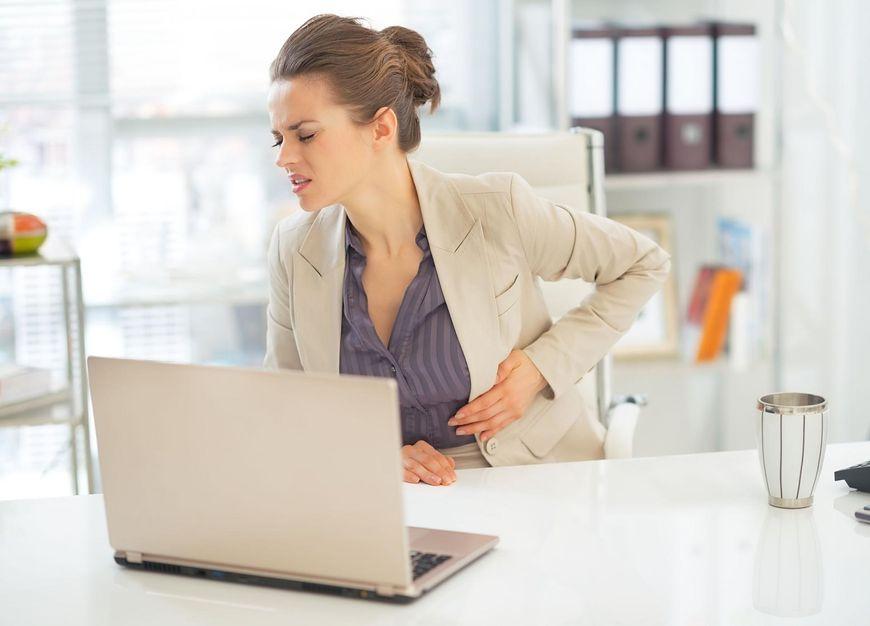 Ból brzucha może również być objawem czerniaka