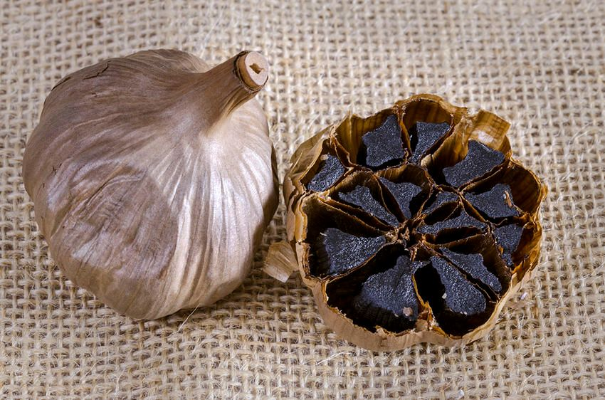 Czarny czosnek – nowy rodzaj superfood
