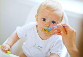 Pięć produktów, których nie należy dawać dziecku przed pierwszymi urodzinami