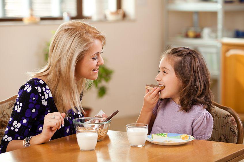 Co powinno jeść dziecko?