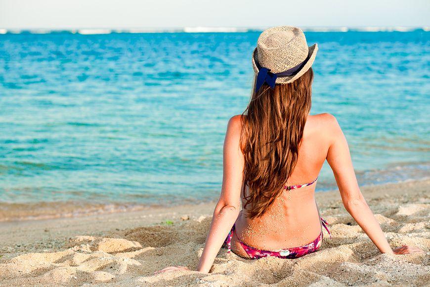 Mit: Podstawowa opalenizna zapobiega poparzeniom słonecznym