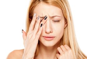 O czym świadczy ból oka?