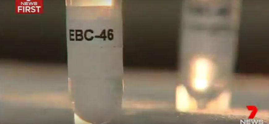 Związek EBC-46 zabija raka