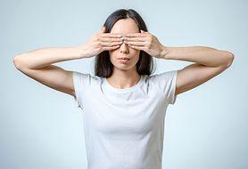 Ćwiczenia na zmęczone oczy