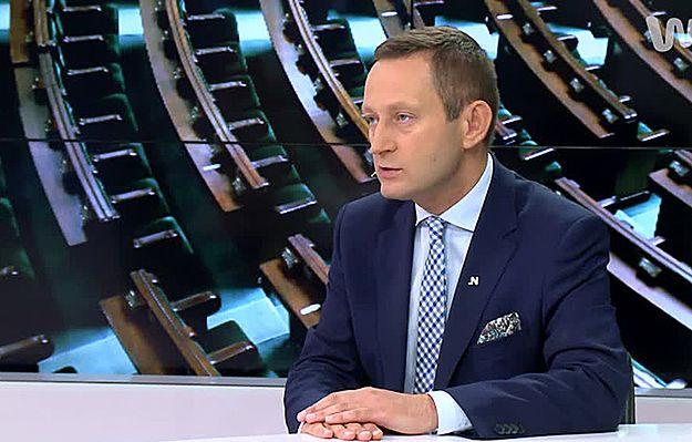 """Polityk Nowoczesnej w programie """"WP rozmowa"""" o atmosferze zatrutego jadu i nienawiści w Polsce"""