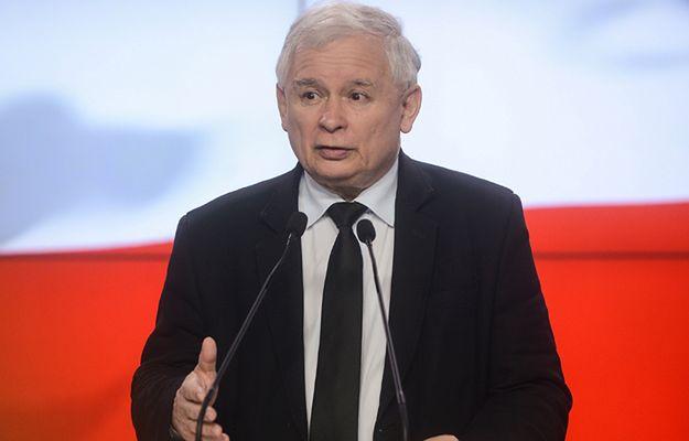 """Jarosław Kaczyński w """"Frankfurter Allgemeine Zeitung"""": wyborcza wygrana Merkel najlepsza dla Polski"""