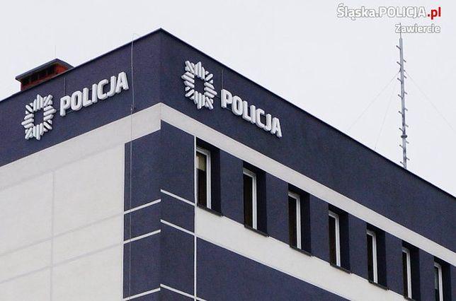 Policja w Łazach aresztowała agresywnego mężczyznę.