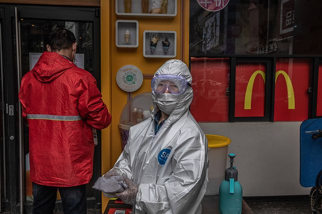 Koronawirus w Chinach. Wciąż nowe przypadki w prowincji Hubei