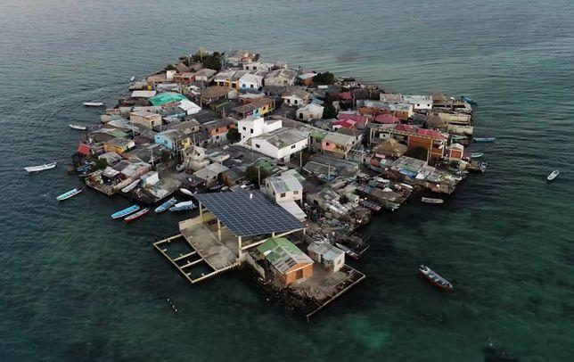 Wyspa jest na 8 miejscu wśród najgęściej zaludnionych na świecie