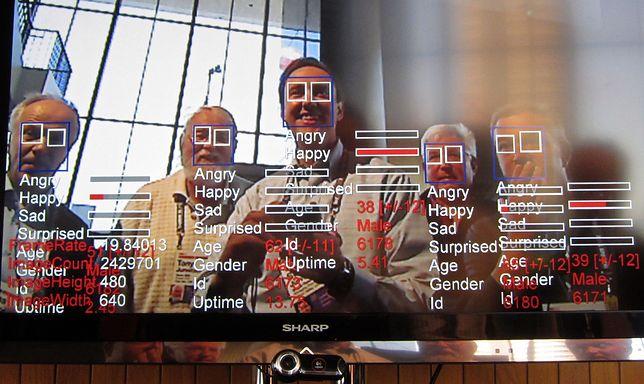 Laptop rozpozna nie tylko twoją twarz. Będzie wiedział, czy jesteś zły lub szczęśliwy