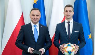 Prezydent Andrzej Duda powoła Narodową Drużynę e-sportową