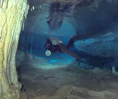 Starożytna kopalnia odkryta w podwodnych jaskiniach Meksyku. Może być najstarszą w obu Amerykach