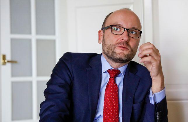 konstytucjonalista dr hab. Kamil Zaradkiewicz