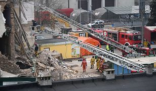 Pod gruzami kamienicy w Poznaniu zginęło 5 osób