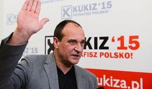 Paweł Kukiz w Sejmie