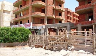 Budowa w Hurghadzie, na której odebrał sobie życie Marcin M.