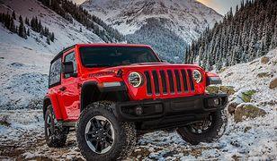 Nowy Jeep Wrangler 2018 - zdjęcia
