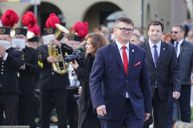 Adam Gawęda (były wiceminister aktywów państwowych) był zadowolony z wizyty w Japonii