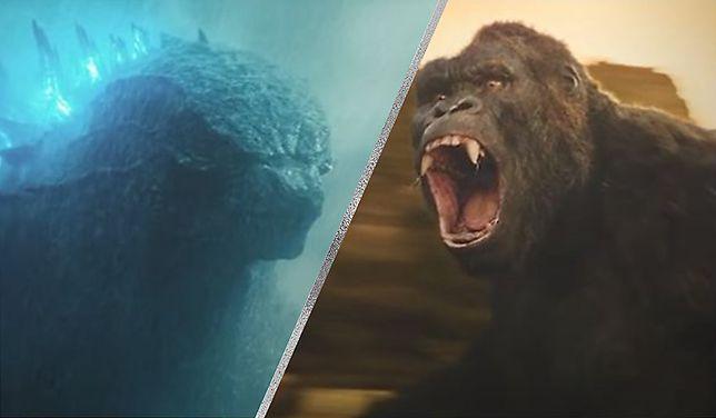 """Godzilla vs Kong: uratuje wiele kin."