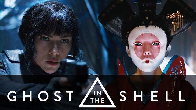 """""""Ghost in the Shell"""": piękna wydmuszka [RECENZJA BLU-RAY]"""