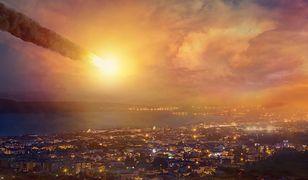 Koniec świata tuż po Walentynkach. Reakcje internautów na doniesienia NASA